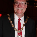 Mr Kelvin Trimper, President of the World Federation of Rose Societies. Photo credit; Melanie Trimper