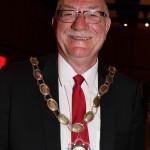 Mr Kelvin Trimper, President of the World Federation of Rose Societies. Photo credit; Melanie Trimper